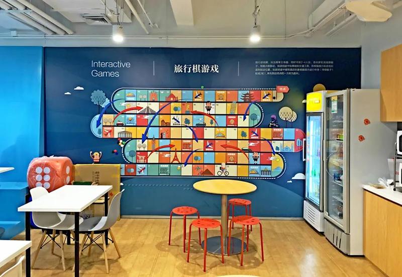 如何设计企业文化墙给人一个好的印象呢?