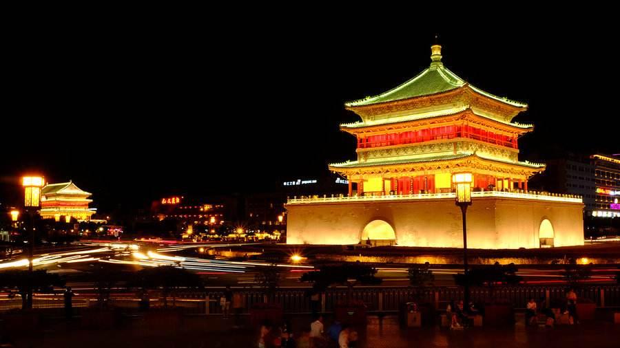 西安城市亮化、楼体亮化的意义何在?