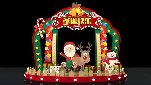 又到一年圣达美陈季,你的圣诞美陈准备好了吗?