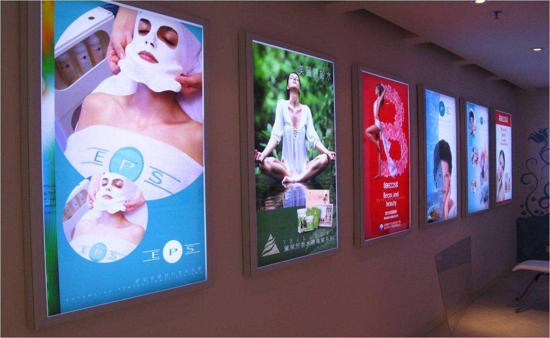 西安灯箱制作厂家为你分享广告灯箱种类。